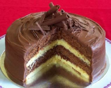Photo of Double Decker Mud Cake