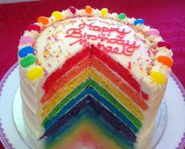 Photo of Rainbow Cake
