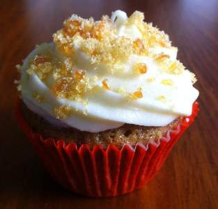 Photo of Carrot Cupcake