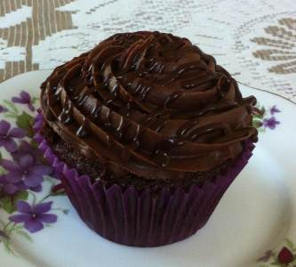 Photo of Chocolate Cupcake
