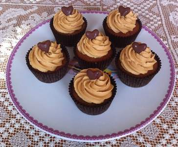 Photo of Coffee Cupcake