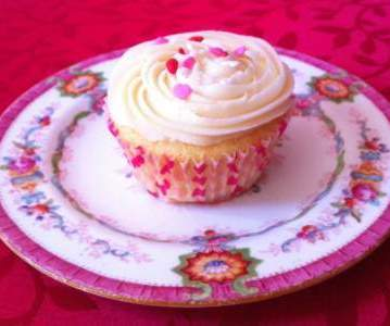 Photo of Vanilla Cupcake